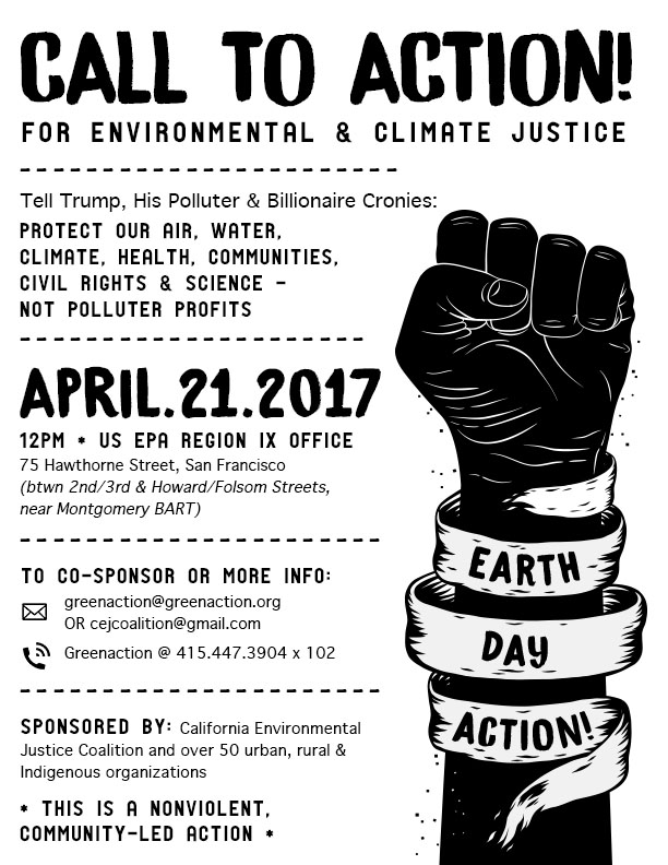earthdayaction_bw