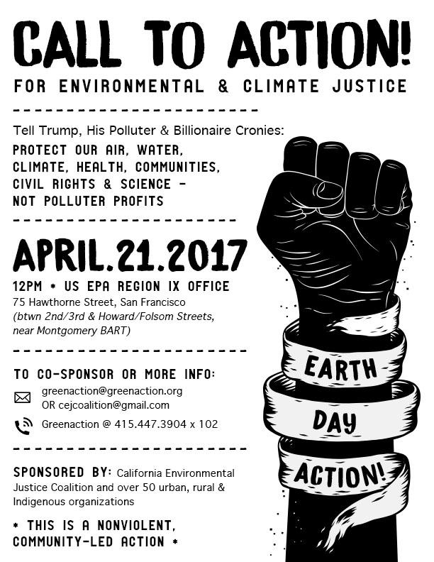 earthdayaction_bw