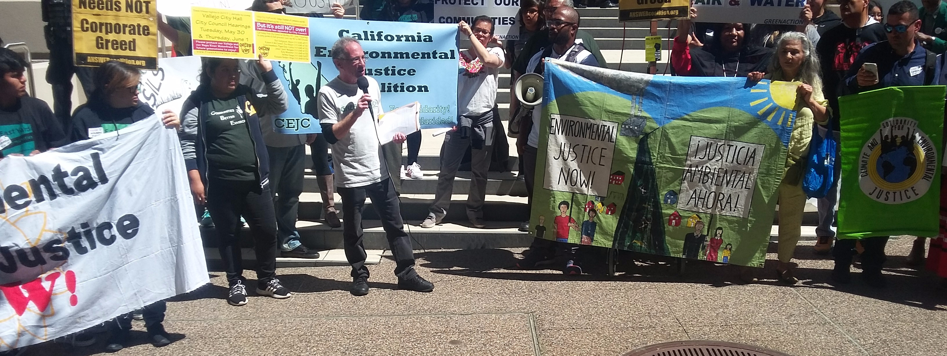 Bradley-Angel-of-Greenaction-speaks-at-April-21-2017-Earth-Day-Action